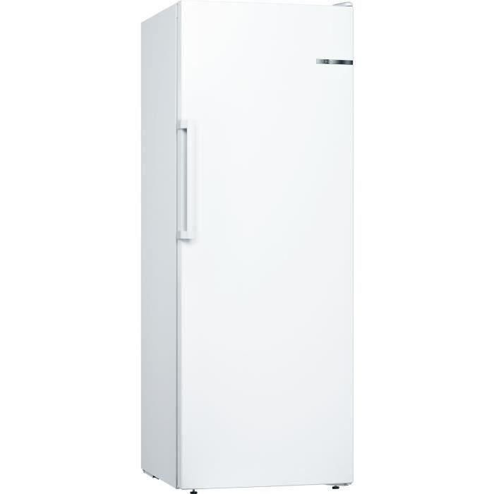 BOSCH GSV29VWEV - Congélateur armoire - 198L - Froid statique - L 60 x H 161 cm - Blanc