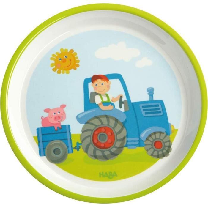 Assiette Tracteur