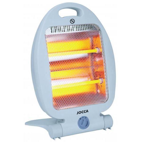 Jocca - Chauffage radiant à quartz 800w - 2824