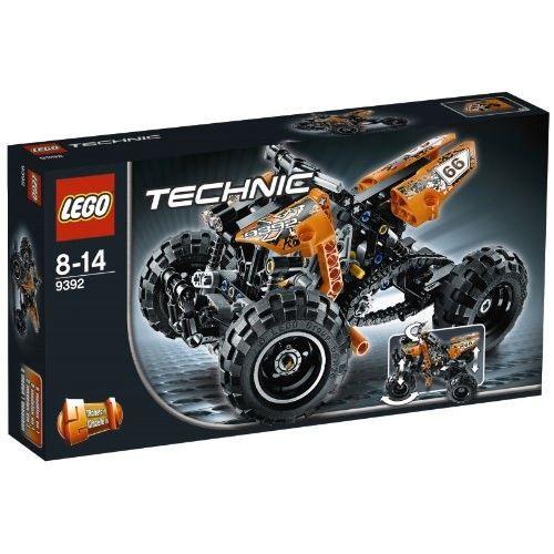 LEGO TECHNIC - 9392 - JEU DE CONSTRUCTION - LE …