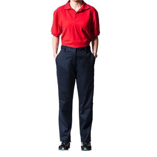 Confortables et élégants ces pantalons sont spécialement con̤us pour les femmes. Ils offrent une coupe ajustée et sont fabriqués à