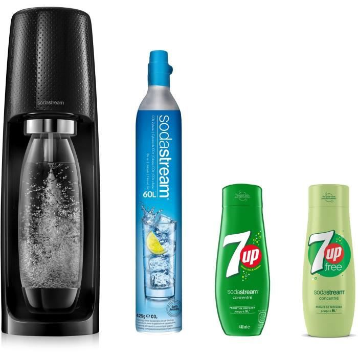 SODASTREAM Sodastream Spirit Plus Concentrés 7Up
