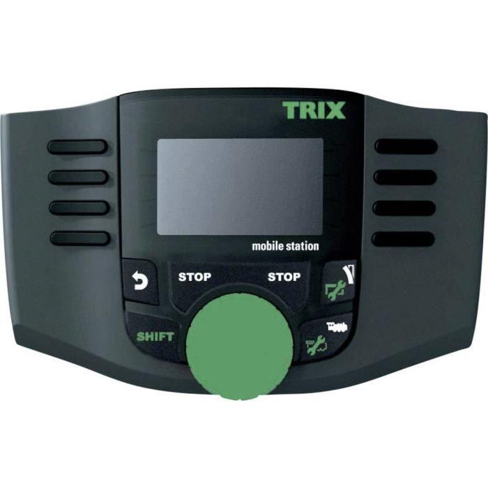 Centrale numérique MM, DCC TRIX T66955 Mobile Station