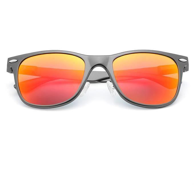 LUNETTES DE SOLEIL e Designer En Aluminium Magnésium Polarisé lunette