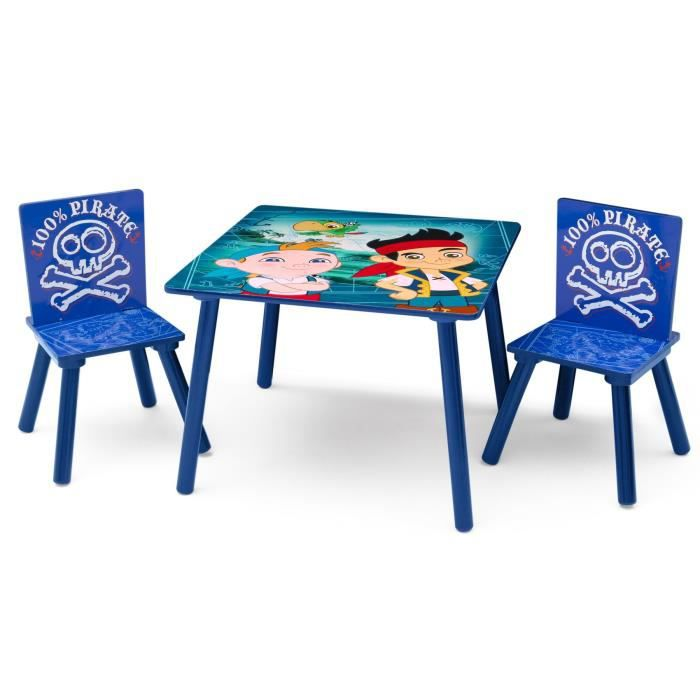 jake table chaises achat vente table jouet d 39 activit cdiscount. Black Bedroom Furniture Sets. Home Design Ideas