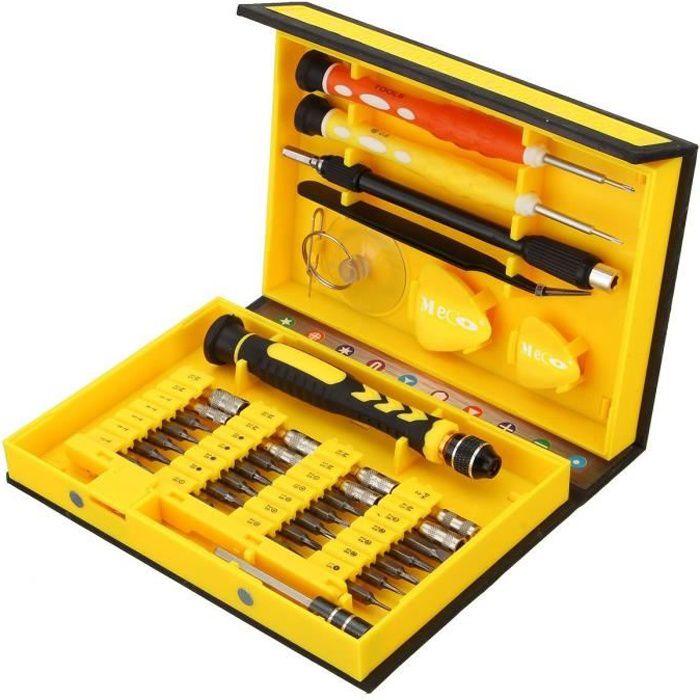 Tournevis de Pr/écision 118 en 1 mini set tournevis precision kit tools tournevis torx informatique demontage pc portable pour apple iPhone,macbook,Smartphone Laptop