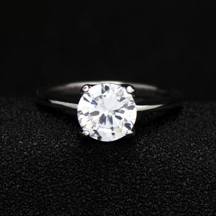 bague diamant 4 carats prix