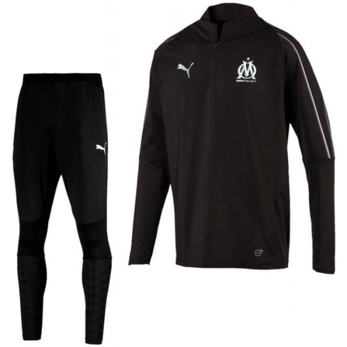OM Marseille Survetement Football Puma Training 2018 19 - Prix pas ... 17f71ec9e1f