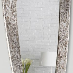miroir mural design achat vente miroir mural design. Black Bedroom Furniture Sets. Home Design Ideas