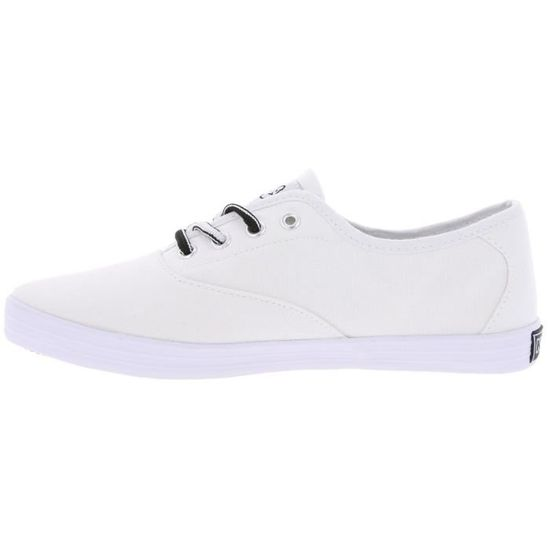 Vente Sporty Achat Sneaker Kappa Femme Chaussures Blanc wF6q0aT0