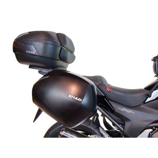 VFR 1200 F//VFR 800 F Motea Grip M Noir Protection de r/éservoir lateraux pour Honda NC 700//750// S//X Transalp XL 600 V// 650 V// 700 V Varadero 125// XL 1000 V