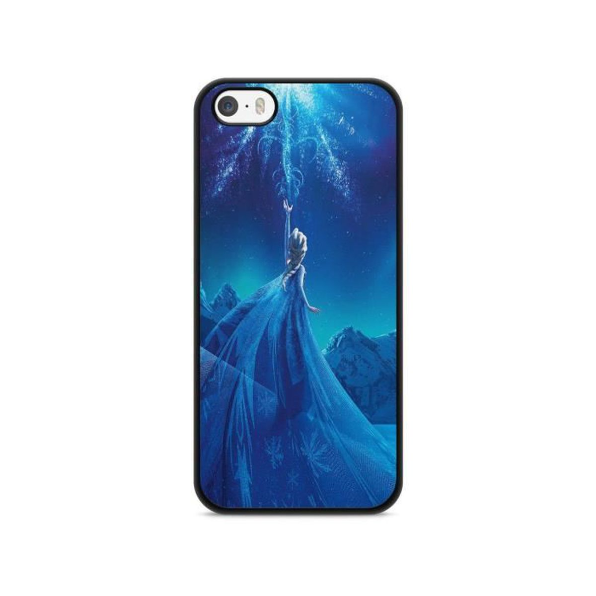 coque iphone 5 5s se olaf reine des neiges sno