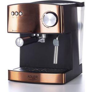COMBINÉ EXPRESSO CAFETIÈRE Machine expresso 15 bars - 850 W