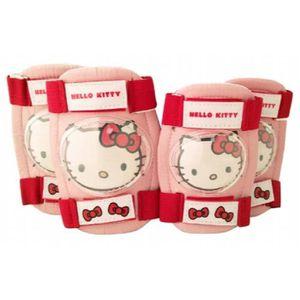 JEU D'ADRESSE Hello Kitty Protection Genouillères + Coudières Ro
