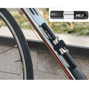 """NOS Zefal 1 réversible road bicycle frame Pompe 17/"""" Presta//Schrader Valve utilisation"""