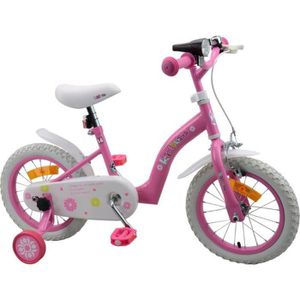VÉLO ENFANT VELO 14'' FILLE KID BIKE