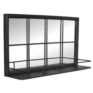 miroir industriel achat vente pas cher. Black Bedroom Furniture Sets. Home Design Ideas