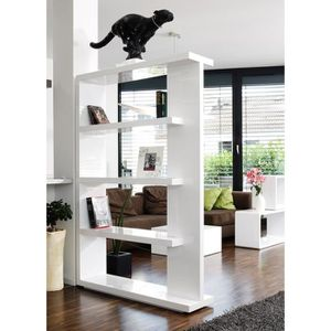 meubles etagere de separation achat vente meubles etagere de separation pas cher cdiscount. Black Bedroom Furniture Sets. Home Design Ideas
