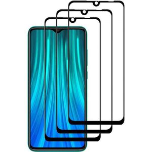 FILM PROTECT. TÉLÉPHONE Pour Xiaomi Redmi Note 8 Pro Verre Trempé Écran Fi