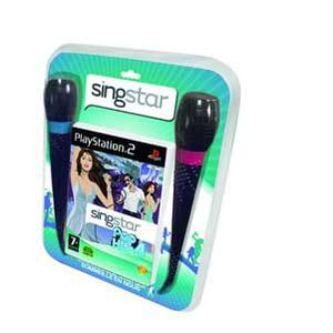 JEU PS2 PS2 FR SINGSTAR 4 + MICRO