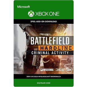 EXTENSION - CODE DLC Battlefield Hardline: Criminal Activity pour X
