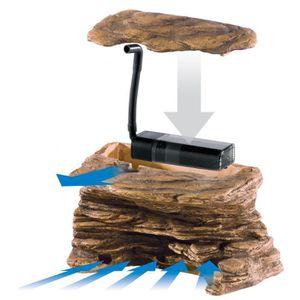FILTRATION - POMPE EXO-TERRA Filtre turtle cliff - GM