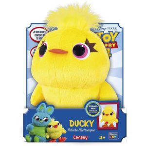 PELUCHE LANSAY Toy Story 4 Peluche électronique Ducky - 23