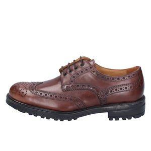 DERBY ZENITH Chaussures Homme Derbies Marron BS613