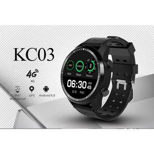 MONTRE CONNECTÉE KingWear KC03 4G Montre Intelligente-Montre Connec