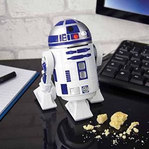 FIGURINE - PERSONNAGE Aspirateur de bureau Star Wars R2-D2 13 cm