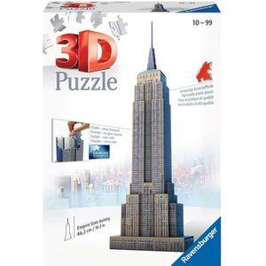 PUZZLE RAVENSBURGER Puzzle 3D Empire State Building 216 p