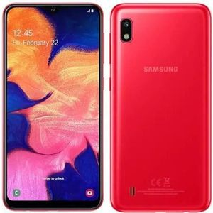 SMARTPHONE Samsung Galaxy A10 - 32Go, 2 Go RAM - Rouge