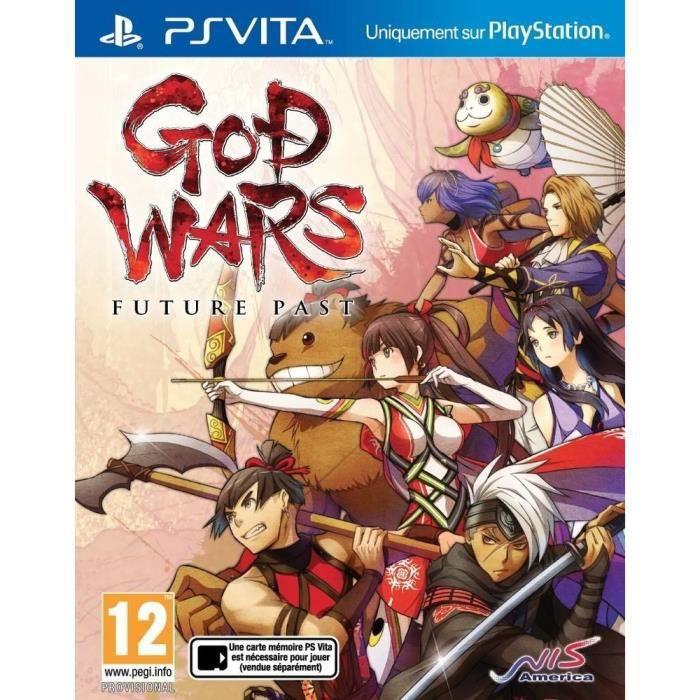 God Wars: Future Past Jeu PS Vita