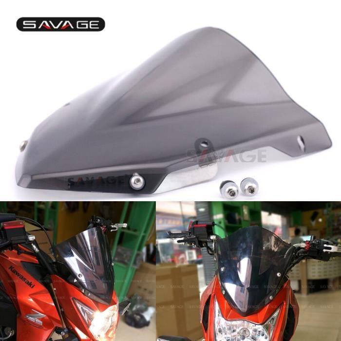 Pare-brise de moto pour KAWASAKI Z 125 Z125 2015 – 2018, accessoires de moto, pare-brise de protection des phares, [6380A57]