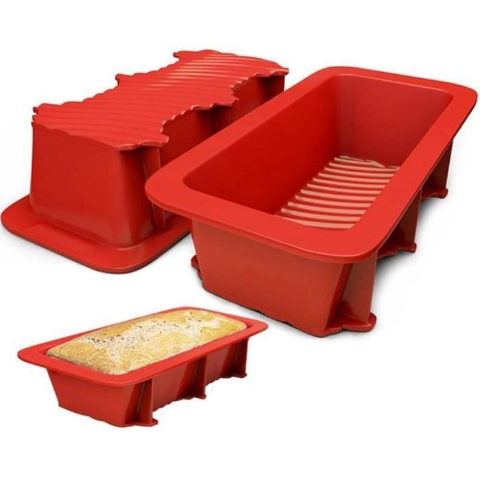 CAKE gravece de cuisine Moule agrave gacircteau en silicone reacutesistant agrave la chaleur Boicircte agrave pain Cake Pop Mo872