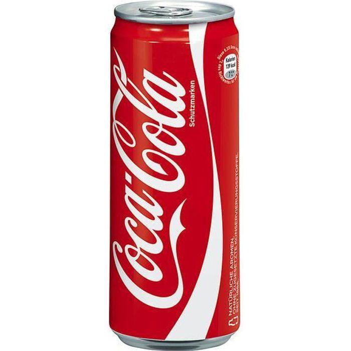 Coca Cola 24 x 0,33l