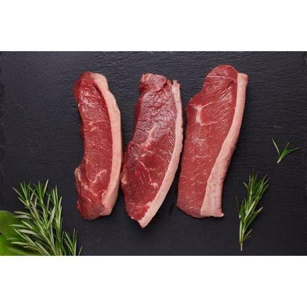 Picanha de bœuf tranchée - 2 pièces de 850g