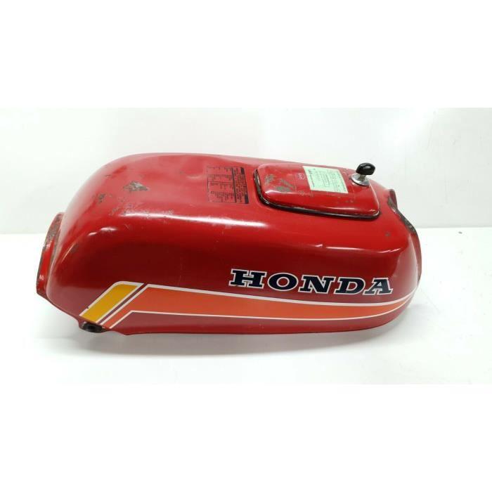 Réservoir à essence Honda CB 125 Twin 1979 Réf : 17500-399-000ZA Fuel Tank Catégorie : RESERVOIR D'ESSENCE