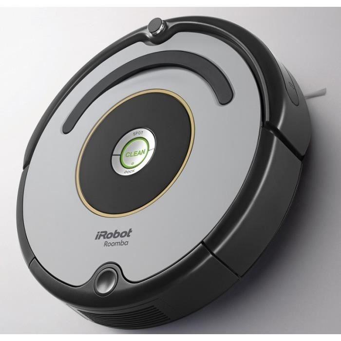 Aspirateur robot IROBOT - ROOMBA 615 • Aspirateur