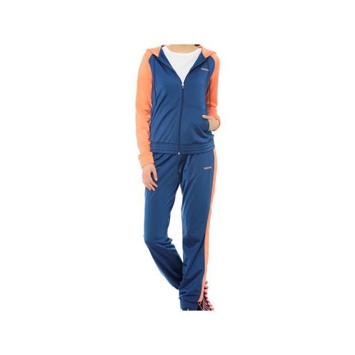 TS TRICOT SUIT BLUSurvêtement Femme Adidas