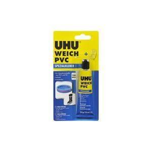 UHU PVC souple colle spéciale, 30 g dans le tub…
