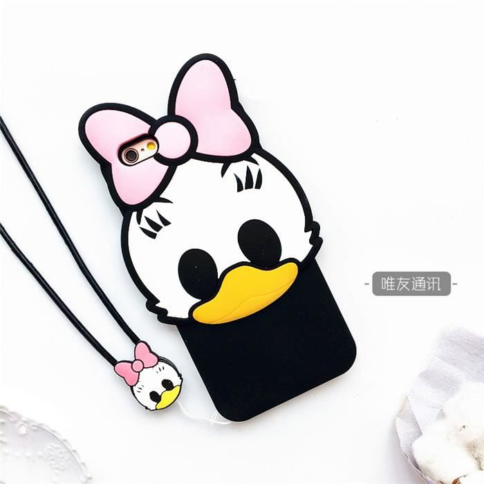 coque iphone 7 duck