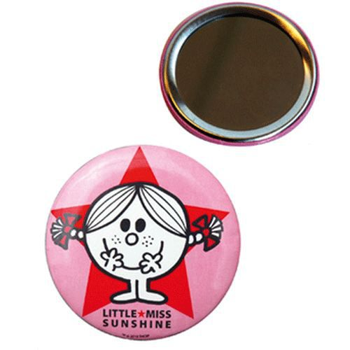 Miroir de poche little miss sunshine achat vente for Miroir de poche mirrorbook air