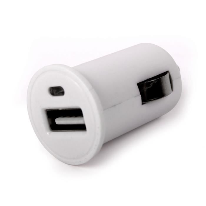 chargeur de voiture usb pour apple iphone 6 6 chargeur de voiture prise usb pour. Black Bedroom Furniture Sets. Home Design Ideas