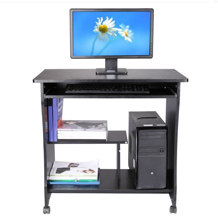 Bureau informatique table de l 39 ordinateur bureau tude - Meuble bureau informatique but ...