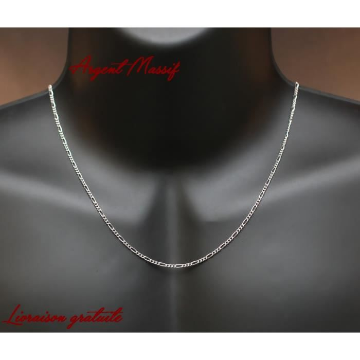 Argent sterling-style est 16 in environ 40.64 cm italien Box Link Collier 1.5 mm