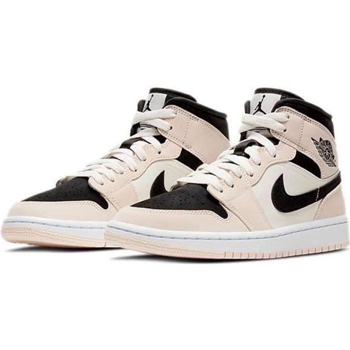 Basket NIKE air Jordan 1 Jordans One AJ 1 Mid Chau