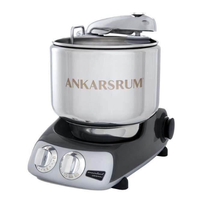 ROBOT DE CUISINE Ankarsrum 6230 - assistant culinaire - noir chromé