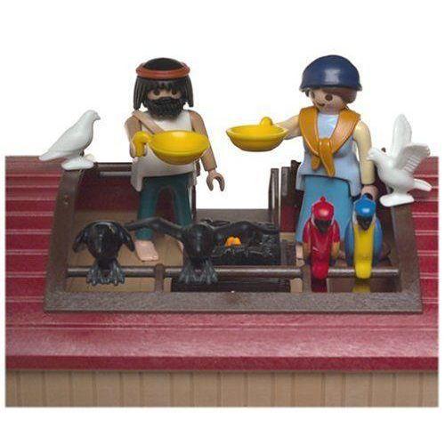 UNIVERS MINIATURE Playmobil - 3255 - Le Zoo - Arche de No