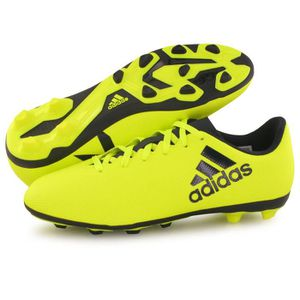 separation shoes cd5a3 90235 ... CHAUSSURES DE FOOTBALL Adidas Performance X 17.4 Fg jaune, chaussures  de ...